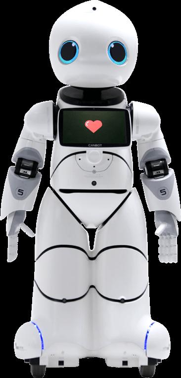 优友类人型商用服务机器人