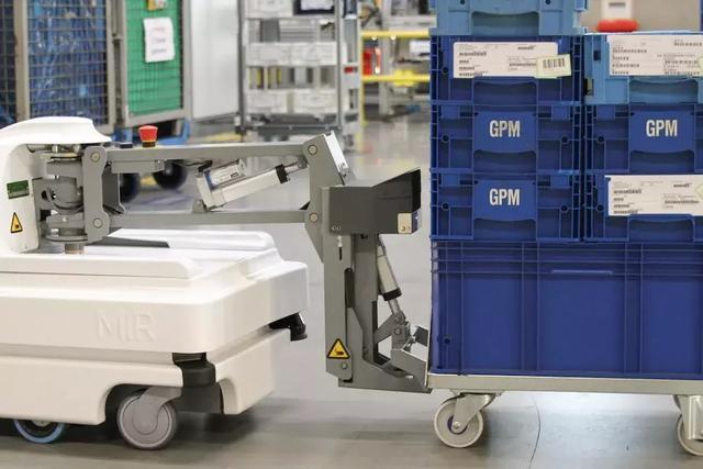自主移动机器人的6个趋势