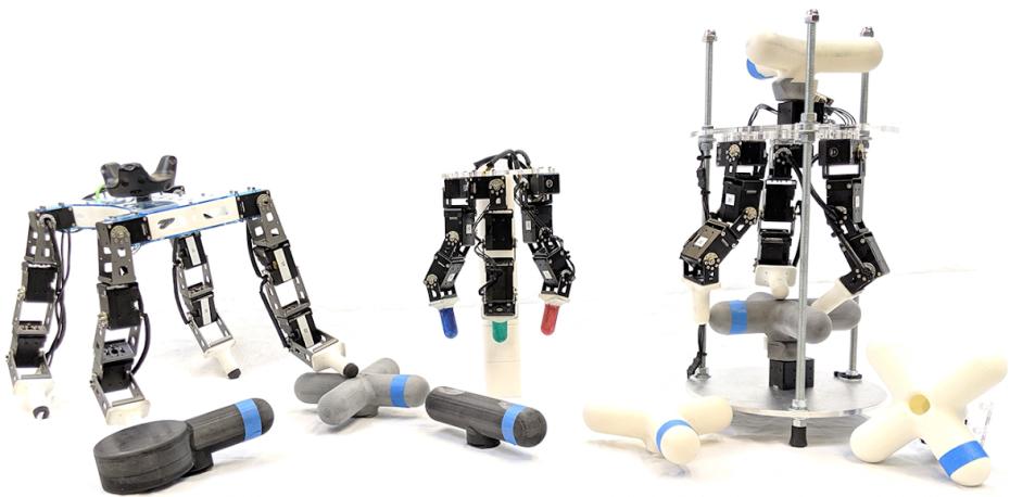 谷歌大脑发布ROBEL基准 鼓励用低成本机器人训练AI系统