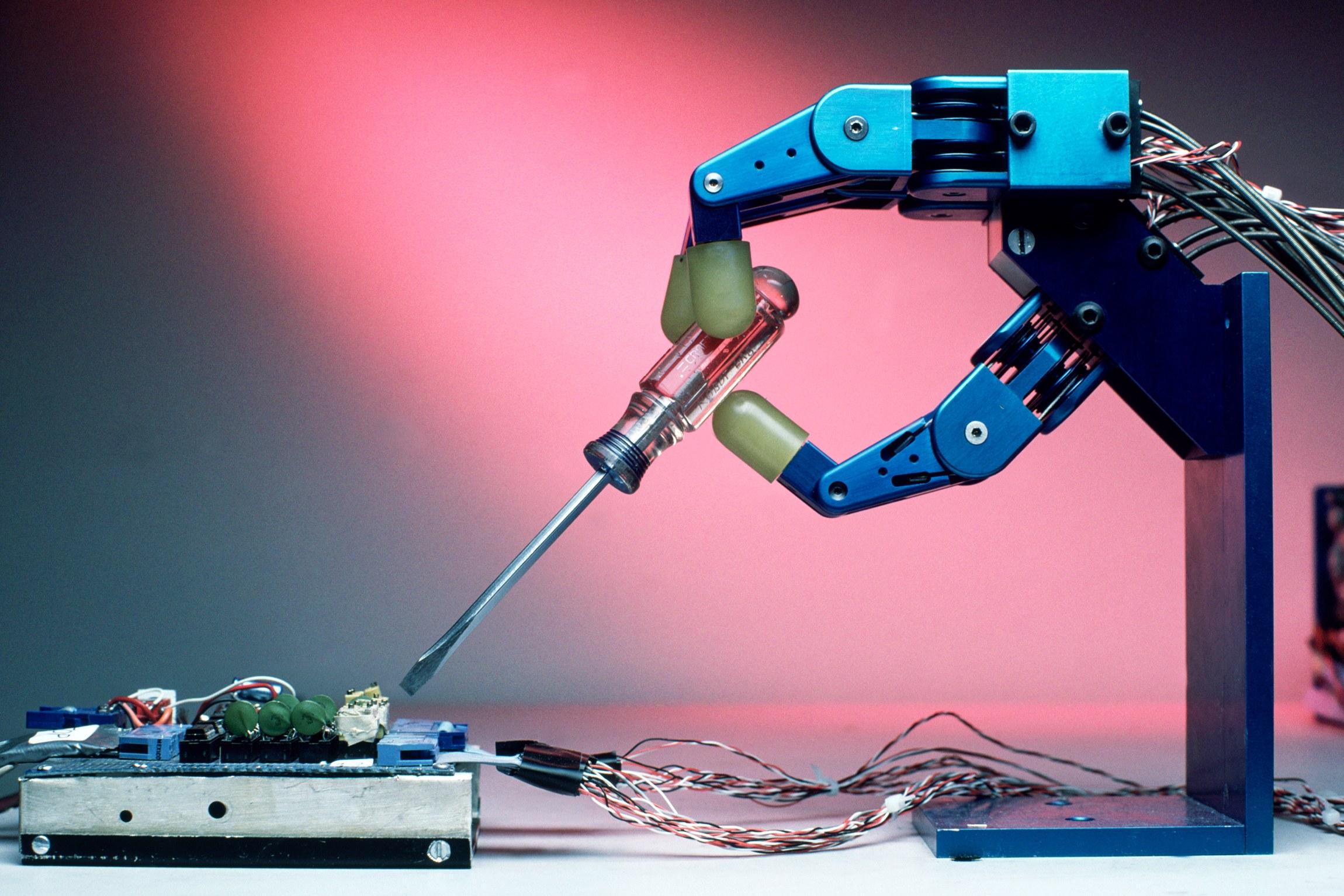南加州大学机器人学家:机器人更适合粗暴的爱