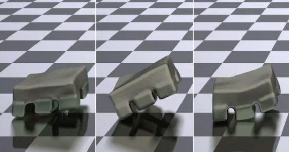 麻省理工学院最新研究:优化软体机器人的控制和设计