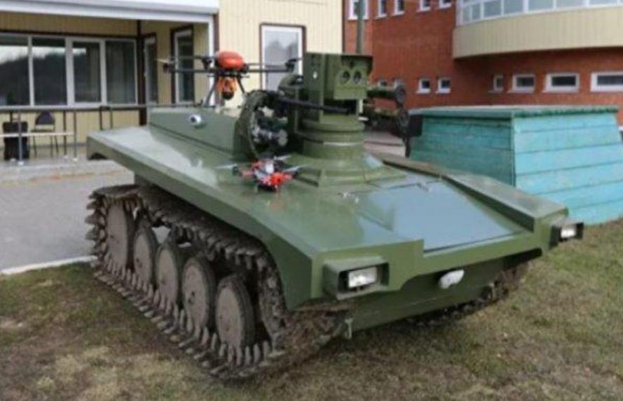 作战能力倍增器?俄战斗机器人将于2025年服役
