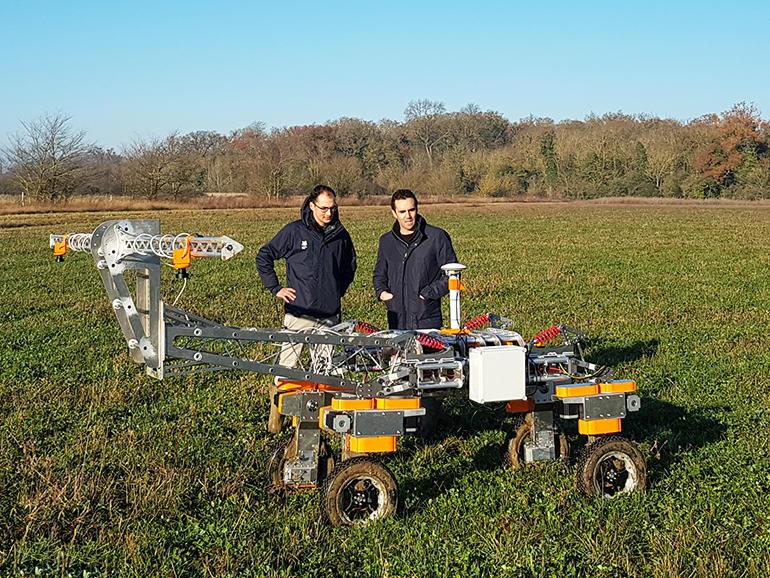 智能农业:种地的事儿未来全交给这些机器人吧