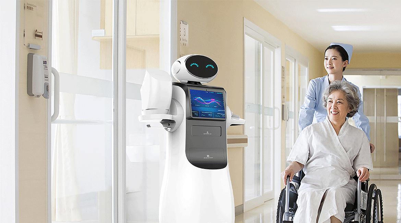 智能体检机器人