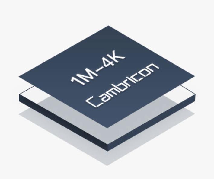 寒武纪Cambricon-1M系列智能芯片