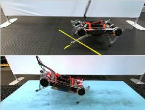 谷歌机器人自己学会走路,完全无需人工干预
