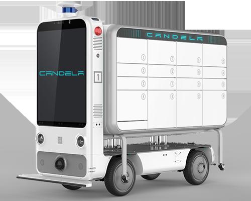 坎德拉Sunny自动配送机器人