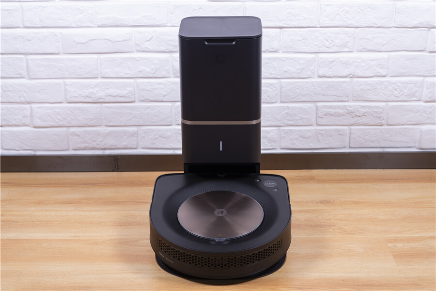 iRobot 黑金款Roomba s9+ 测评