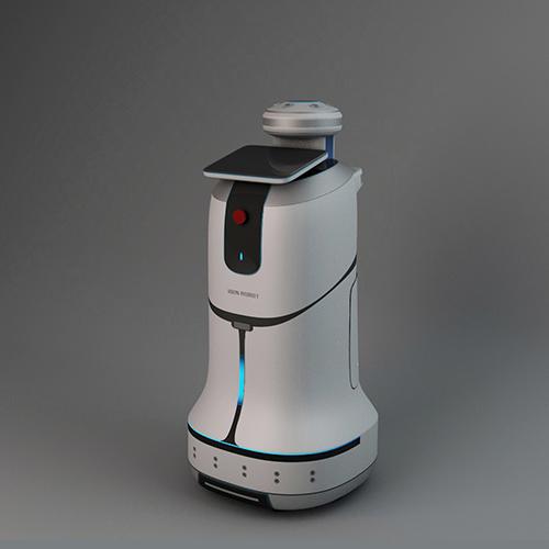 小笨智能消毒机器人