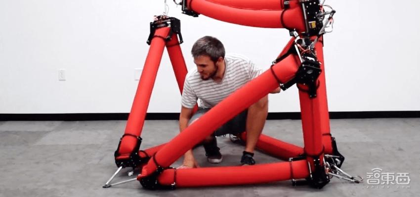 斯坦福最新发明!仿章鱼机器人可任意变形