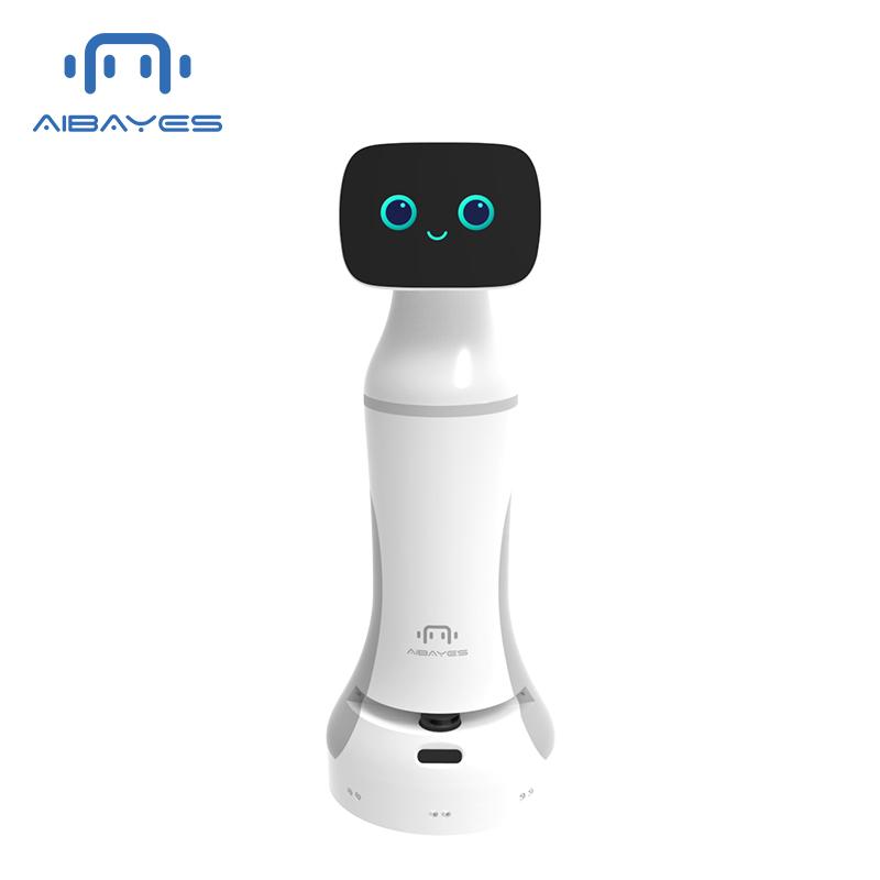 展厅展馆商场引导讲解服务BDUUY智能服务机器人